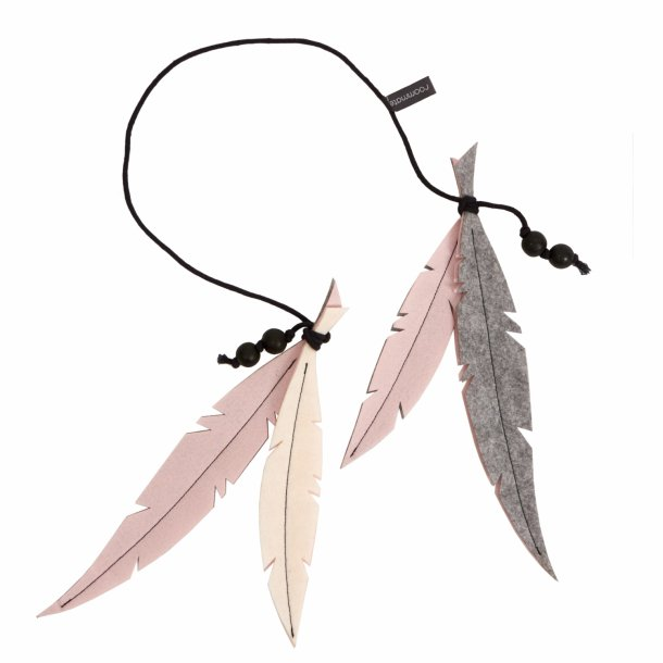FEATHER MOBILE rosa