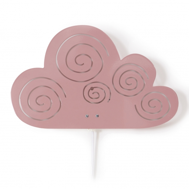 CLOUD LAMP rosa