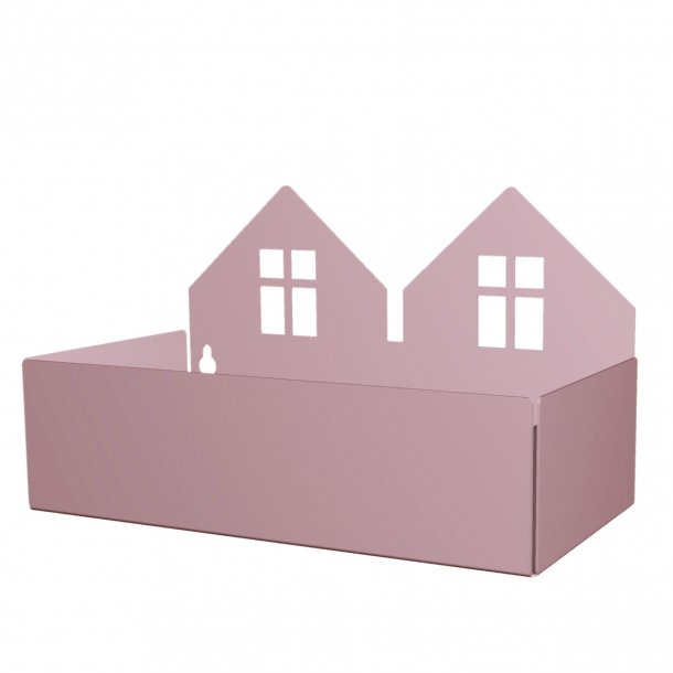 TWIN HOUSE BOX violet